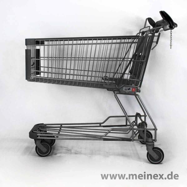 Einkaufswagen Geck GE 155 BT - Anthrazit - gebraucht