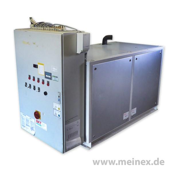 Verbundanlage 4TCS-8.2Y-40P mit Bitzer-Kolbenverdichter - gebraucht