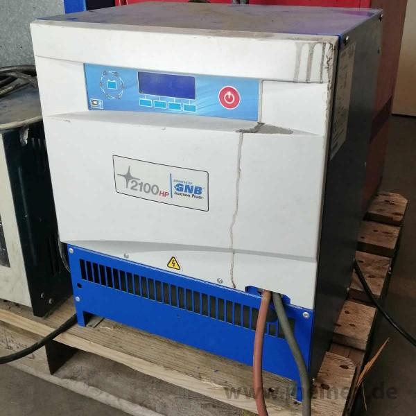 Ladegerät GNP 2100 HP 48 V / 80 A - gebraucht