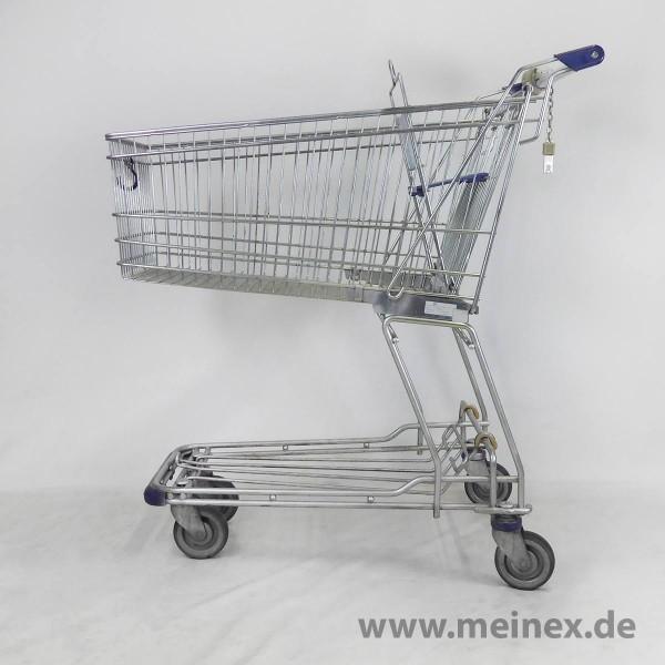 Einkaufswagen WANZL D130 RC - gebraucht