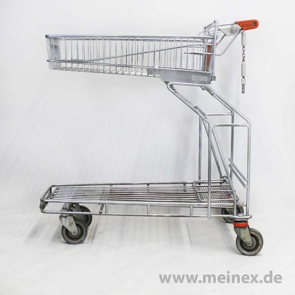 Gartencenterwagen / Baumarktwagen WANZL - gebraucht