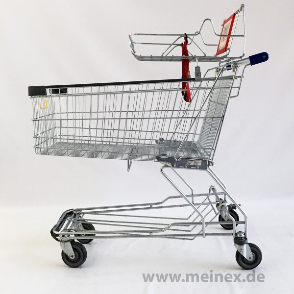 Einkaufswagen WANZL D155 RC - Babysafe - gebraucht