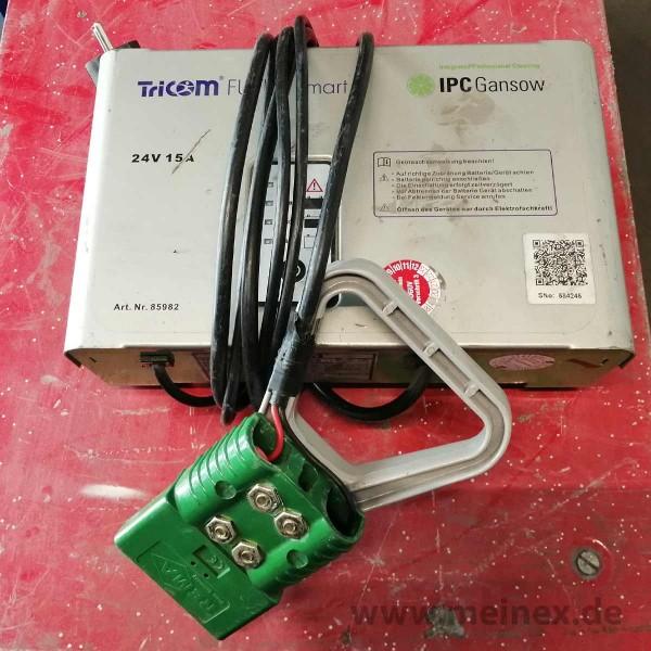 Ladegerät TriCOM E230 G 24/15 B50-FP S - gebraucht
