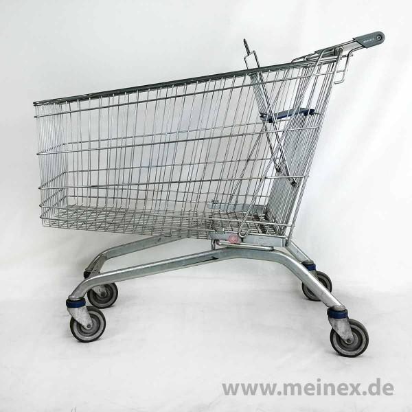Einkaufswagen WANZL EL 212 - ohne Pfandschloss - gebraucht