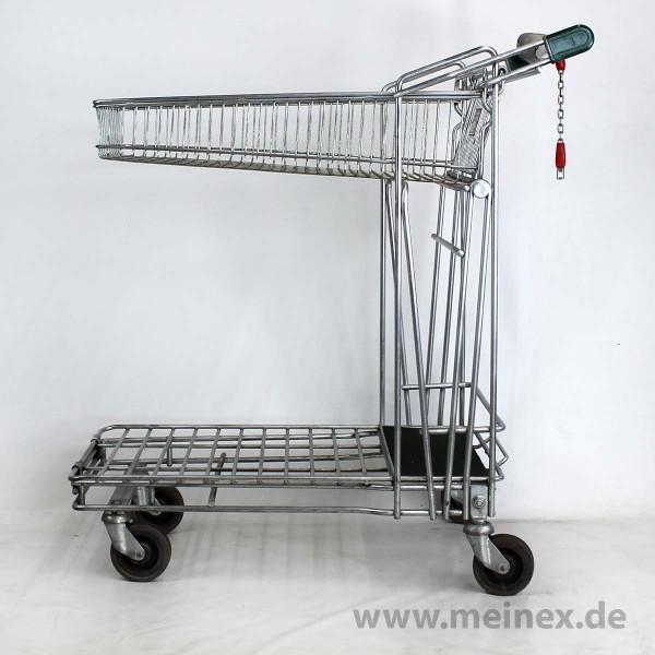 Plattformwagen / Kommissionierwagen Caddie B75 - gebraucht