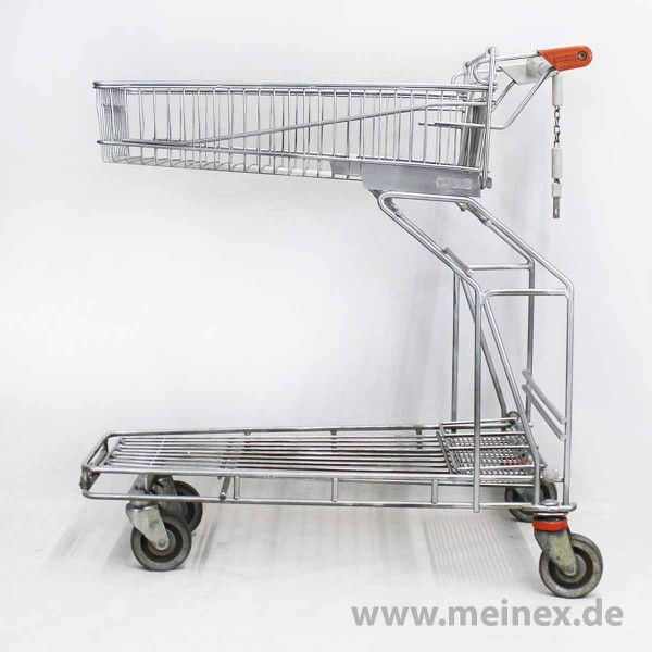 Garden Center Trolley WANZL - Used