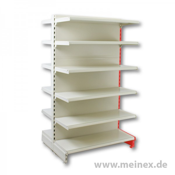 Gondola Shelf Tegometall - 10 Shelf Boards