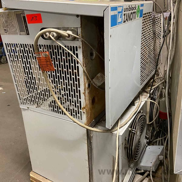 Deckenkühlaggregat Zanotti MSB225T131F - BJ 2000 - gebraucht