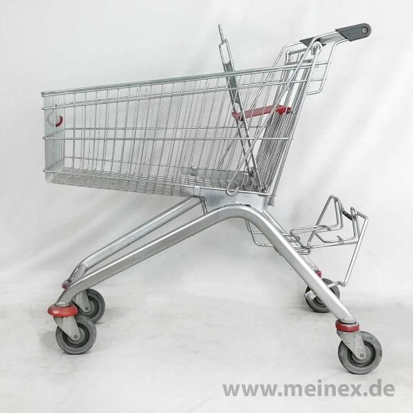 Einkaufswagen Wanzl ELA 101 - ohne Pfandschloss - gebraucht