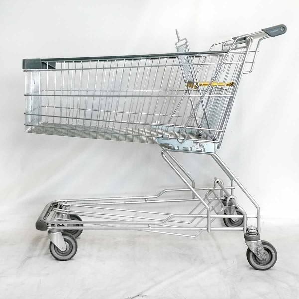 Einkaufswagen WANZL D155RC35 - ohne Pfandschloss - gebraucht