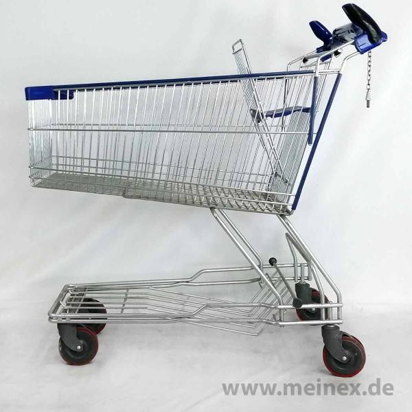 Einkaufswagen Caddie 145 Liter - Fahrsteigrollen - gebraucht