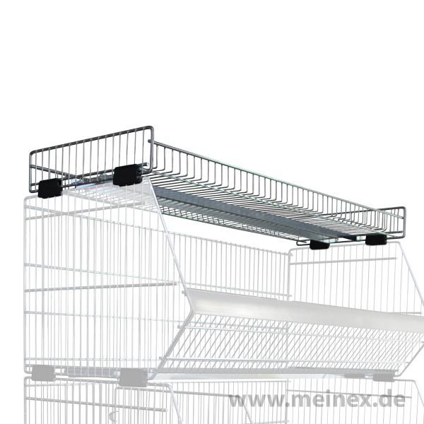 Korbaufsatz für Stapelkorb Wanzl - gebraucht
