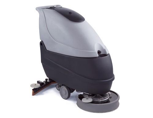 Reinigungsmaschine - mit Saugfuß 75cm