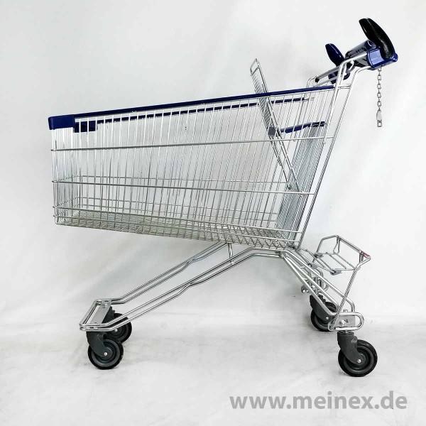 Einkaufswagen Caddie 150L - Kistenablage - gebraucht