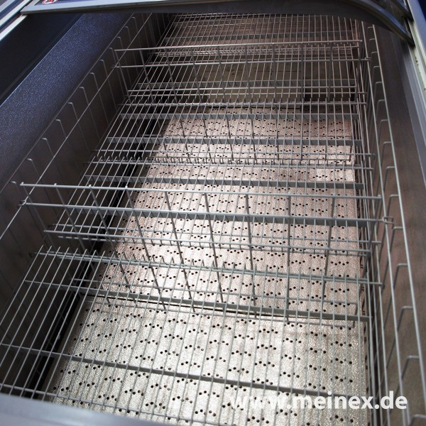Trennwandgitter-Set für Tiefkühltruhen PARIS, ATHEN, MIAMI - gebraucht