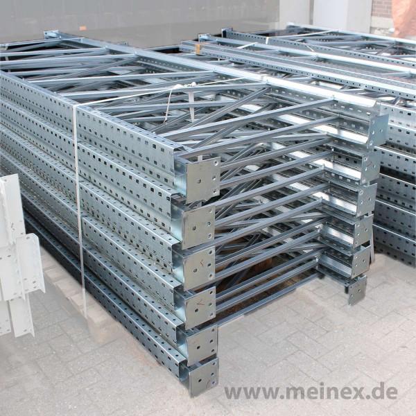 Palettenregalständer - gebraucht / Galler Omega / 3.600 mm x 1.100 mm