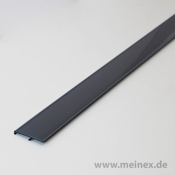 Scannerschiene / Preisschiene - VPE 60 - anthrazit L1290