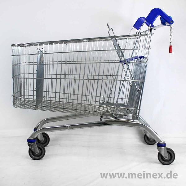 Einkaufswagen WANZL WTR 232 Liter - Pfandschloss - gebraucht