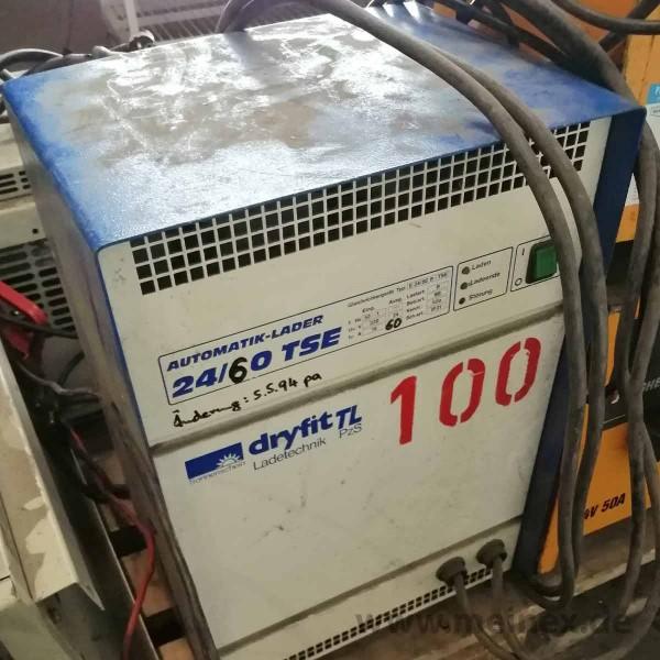 Ladegerät dryfit TL 24 V / 60 A - gebraucht