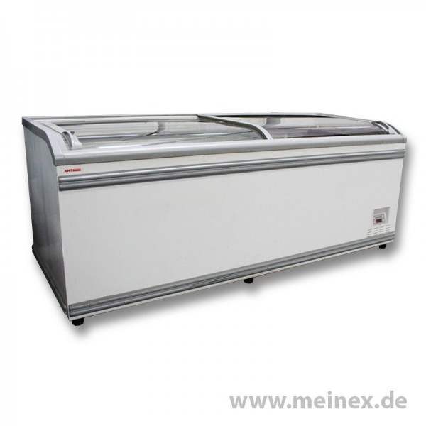 Kühltruhe +/- umschaltbar AHT Paris 210 (U) VS AD - gebraucht