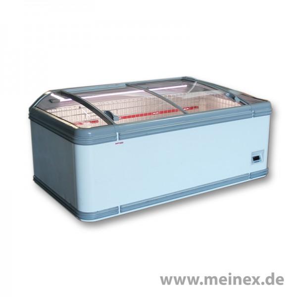 Kühltruhe +/- umschaltbar AHT Miami 185 (U) VS AD ECO LED - gebraucht