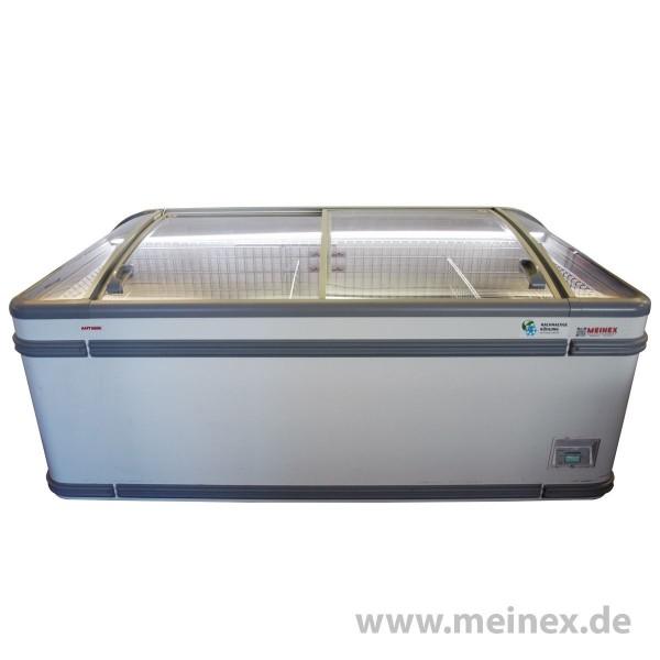 Kühltruhe +/- umschaltbar Athen XL 207 (U) VS AD Kopfgerät - gebraucht