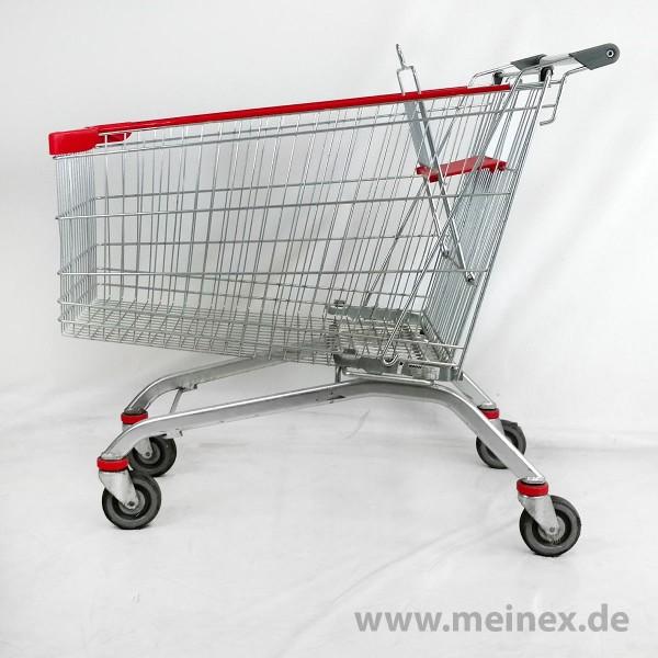 Einkaufswagen Wanzl EL 212 - Kindersitz rot - gebraucht