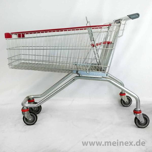 Einkaufswagen WANZL ER 150 - ohne Pfandschloss - gebraucht