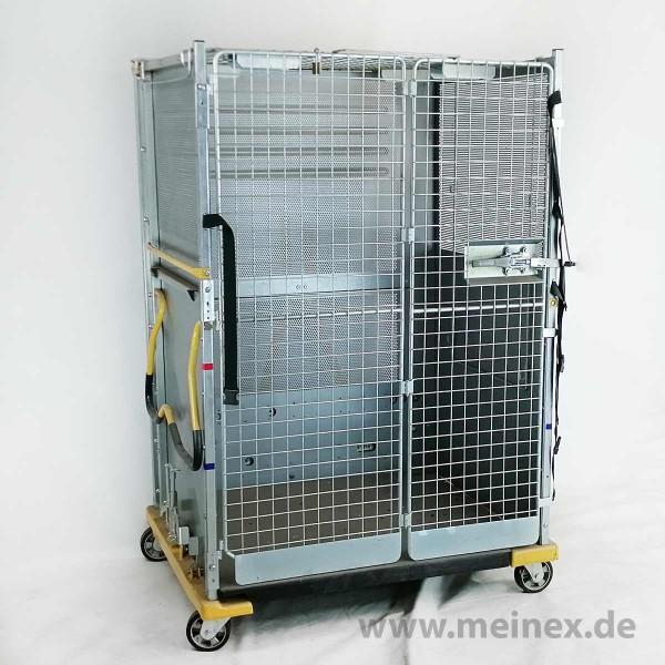 Rollcontainer / Paketrollbehälter für Routenzug - gebraucht