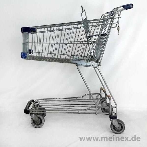 Einkaufswagen Wanzl D 101 RC - teilweise defekt - gebraucht