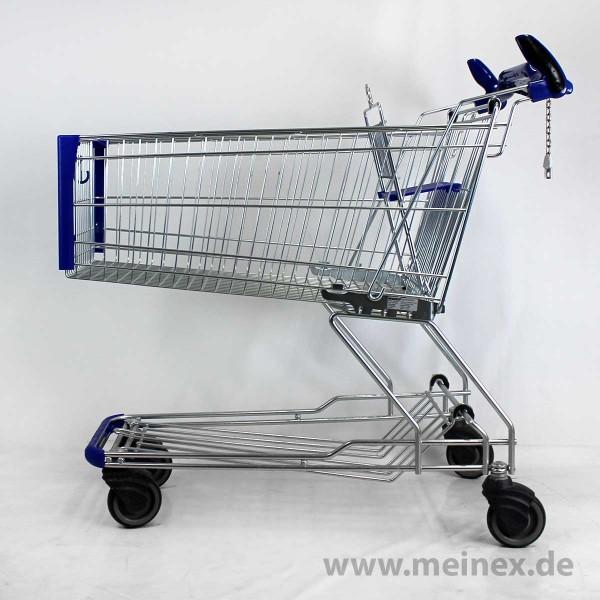 Einkaufswagen WANZL D155 RC - Horngriff - gebraucht