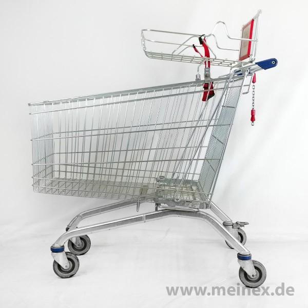 Einkaufswagen Wanzl EL 212 - Babysafe - gebraucht