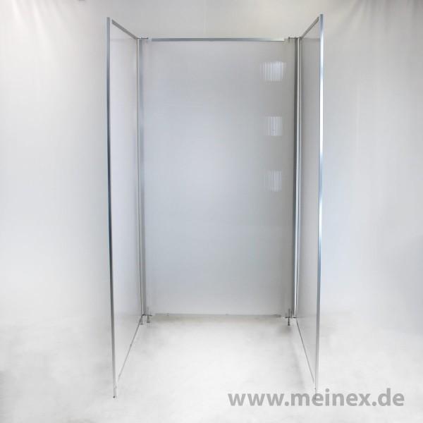 Umkleidekabine / Ankleidekabine mobil - gebaucht