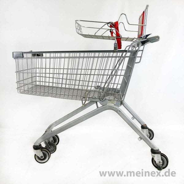 Shopping Trolley Wanzl ELA 155 F - Babysafe
