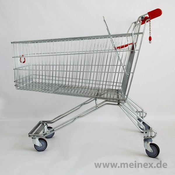 Shopping Trolley Caddie 150ltr - Red - new