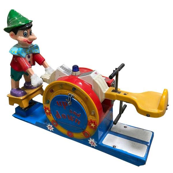 Kiddy Ride - Pinocchio - Used