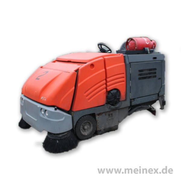 Reinigungsmaschine Hako 1800 LPG - gebraucht