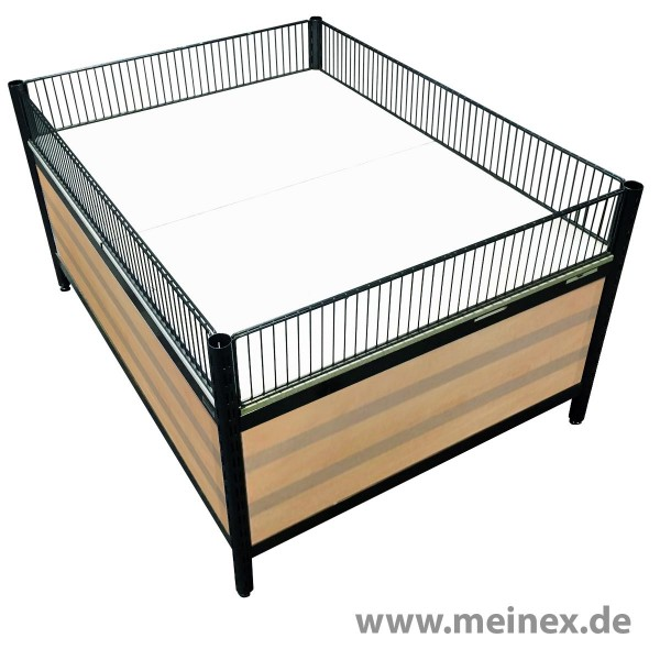 Promotional offer table Wanzl 160x120cm - used