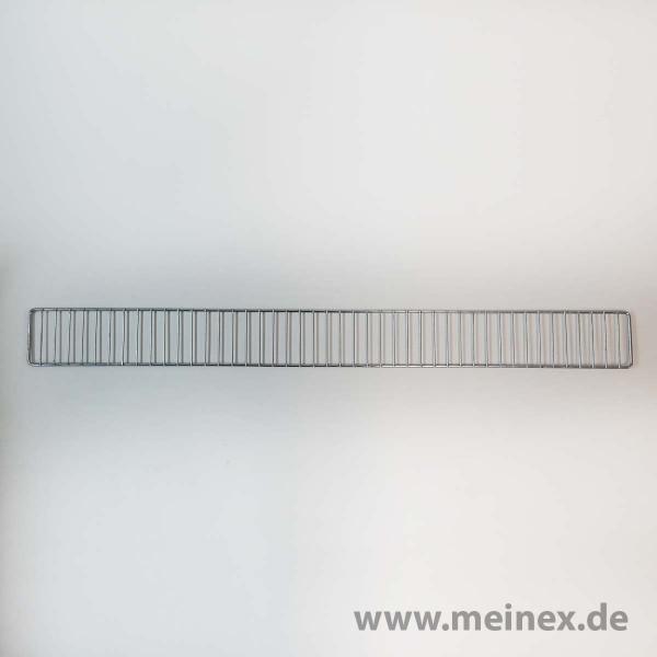 Frontgitter (verzinkt-glanz) gebraucht - Tegometall